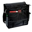 Custom 4206 Convertible Canvas Messenger Bag (can convert to a backpack), 14-1/2L x 14H x 3D