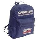 Custom 6001 600D Polyester School Backpack, 12 L x 15 H x 5 D