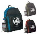 Custom 6006 600D Polyester Sports Backpack, 12 L x 18 H x 6 D