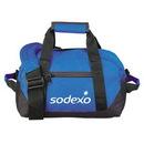 Custom 7141 600D Polyester Junior Sport Bag, 14 L x 8-1/2 D x 8-1/2 H