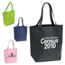 Custom 9103 Non-Woven Value Tote, 15L x 14H x 5D