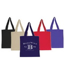 Custom 9320 Eco Canvas Tote, 15 L x 15-1/2 H