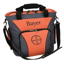 Custom 9800 600D Polyester with Vinyl Backing Adventure Tote, 13-1/2 L x 14 H x 8 D