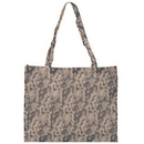 Custom 9915 Non-Woven Polypropylene Large Camo Economy Tote, 20 L x 16 H x 5 D