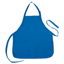 Custom APN1002 Poly-Cotton Apron, 22 L x 24 H
