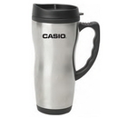 Custom DW1109 16 oz. Stainless Travel Mug, 3-3/8 W x 7-3/4 H