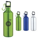 Custom DW1119 25 oz. Mountaineer Stainless Steel Water Bott, 2-9/10 W x 10-1/2 H