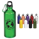 Custom DW1122 22 oz. Aluminum Water Bottle, 2-7/8 W x 8-1/2 H
