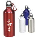 Custom DW1124 22 oz. Stainless Steel Water Bottle, 2-7/8 W x 8-1/2 H