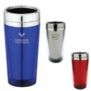 Custom DW1149 Stainless Steel 16oz Translucent Tumbler, 3-3/10 W x 7 H
