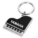 Custom KC1201 Metal Piano Shape Key Chain, 1-1/2L x 1-1/2H x 3/16D