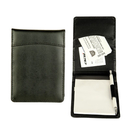 Custom PAD1808 Leatherette Noteable Jotter, 3-3/4 L x 5-1/8 H