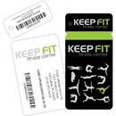 Custom CRDKT3 Card/Key Tags 2-1/8