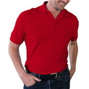 BG-7500T - Men's Tall Value Soft Touch Pique Polo