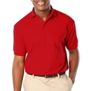 Blue Generation BG7224 - Men's Snag Resistant Wicking Polo