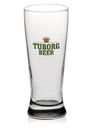 Custom 9.5 oz. Pilsner Glasses, 6.3