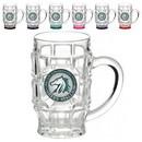 Custom 17.75 oz. Hamburgo Beer Tankards, Glass, 5.8