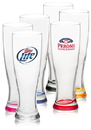 Custom 16oz Arc Grand Pilsner Glasses, 3
