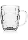 Custom 20 oz. Arc Britannia Beer Mugs, Glass, 4.875