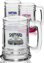 Custom 15oz. Libbey? Maritime Beer Mug, Glass, 5