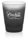 Custom 2oz Colored Frosted Shot Glasses, 2