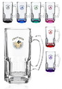 Custom 34oz Libbey Super Sports Beer Mug Or Pitcher, Glass, 6