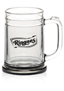 Custom 16oz Arc Koblenz Beer Mug, Glass, 3.75