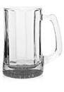 Custom 15 oz Arc Distinction Beer Mugs, Glass, 5.5