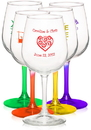Custom 12.75 oz Libbey Wine Taster Glasses, 3.1