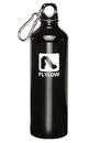 24oz Aluminum Water Bottles Custom Printed, Aluminum, 2.8