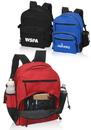 Custom Level One Backpack, 600D Polyester, 17