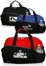 Blank Center Court Duffel Bags, 600D Polyester, 18