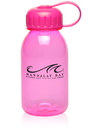 Custom 16oz Polycarbonate Water Bottles, Poly Carbonate Hard Plastic, 6.6875