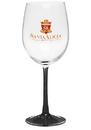 Custom Arc Cachet 16 oz White Wine Glasses, 8 3/4