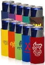 Custom Collapsible Foam 12oz Energy Drink Insulator, pu Foam, Fits 12oz-16oz. (Skinny Cans)