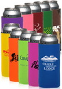 Custom Collapsible 24oz Tall Boy / Energy Drink Cooler, pu Foam, Fits 24oz Cans