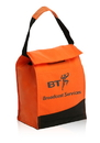 Custom Insulated Lunch Bags, 80Gsm Non-Woven Polypropylene +2mm Foam + 12C Peva, 9.75