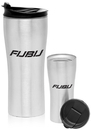 Custom 16 oz. Stainless Steel Tumblers, Stainless Steel, 7.75