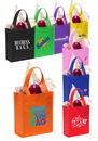Custom Small Gift Bag, 80Gsm Non-Woven Polypropylene, 8.25