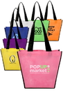 Custom Handy Tote Bag, 80Gsm Non-Woven Polypropylene, 12