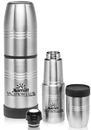 Custom 18 oz. Stainless Steel Vacuum Bottle, Stainless Steel, 10-1/4