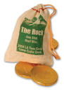 Custom HC340 100% Natural Cotton Drawstring Bag, 3