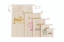 Custom IDD690 Weedy 100% Natural Cotton Drawstring Bag, 6