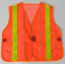 ISV002 Crossing Guard Mesh Safety Vest