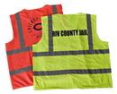 Custom ISV003 High-Visibility Safety Vest