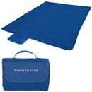 Blank B4976 Blanket/Carry Bag, 230 Gram Fleece Blanket, 48