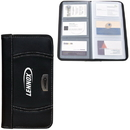 Custom BL3264 Business Card Holder, Bonded Leather, 9