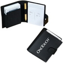 Blank BL3711 Playing Card Holder, Travel Size Bonded Leather Card Holder, 3.5