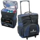 Blank CB2315 Cooler Bag On Wheels, 600D Polyester, 15