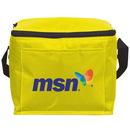 Custom CB4027 Cooler/Lunch Bag, 70D Polyester, 8.5